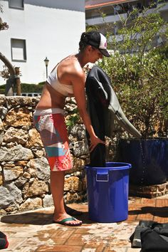 Take care of your wetsuit after surf :) Camps, Take Care Of Yourself, Wetsuit, Surfing, Cover Up, Beach, Dresses, Fashion, Scuba Wetsuit