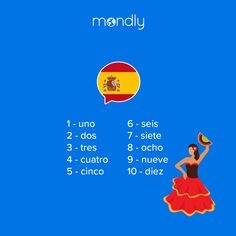 HOW TO: Spanish countdown🇪🇸 🇺🇸🇩🇪🇪🇸🇮🇹🇧🇷🇫🇷🇯🇵🇨🇳🇸🇦🇬🇧🇹🇷🇷🇺🇲🇽🇮🇳🇬🇷🇰🇷 LIKE if want to visit a Spanish speaking country in 2019 🚀 Learn Languages, Spanish Speaking Countries, How To Speak Spanish, Learning Spanish, Interesting Facts, Fun Facts, Spain, December, Mexico