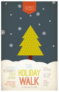 Holiday Poster 4 of 4.