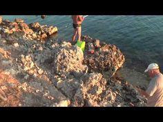 Пейзажи, рыбалка и закат на краю Западного Крыма