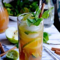 Apple Cider Mojitos