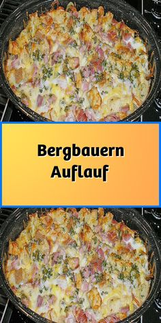 Mountain farmers casserole - Ingredients 500 g white bread 500 g ham or beef salami 500 g cheese Gouda liter milk 2 eggs 2 t - Easy Dinner Ground Beef, Healthy Ground Beef, Ground Beef Recipes Easy, Beef Recipes For Dinner, Healthy Low Carb Recipes, Easy Healthy Dinners, Cooking Recipes, Food And Drink, Eat Smarter