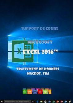 Excel 2016 niveau 2 tableaux croisés base de données fili redi