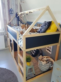 Ikea Kura - Kinderzimmer ideen - Ikea Kura Ikea Kura The post Ikea Kura appeared first on Kinderzimmer ideen. Ikea Kura Ikea Kura Th - Design Ikea, Bed Design, Cama Ikea Kura, Chambre Nolan, Childrens Bedroom Furniture, Toddler Furniture, Childs Bedroom, Bedroom Boys, Cozy Bedroom