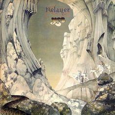 "Yes ""Relayer"" Atlantic Records SD 18122 12"" LP Vinyl Record US Pressing (1974) Gatefold Album Cover Art"