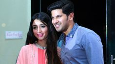 Today the adorable couple of Mollywood, Dulquer Salmaan - Amal Sufiya are celebrating their 5th Wedding Anniversary (December 22).