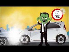 Armando y las señales de tránsito. - La campaña de prevención vial de Previsora Seguros y ChevyPlan® - YouTube