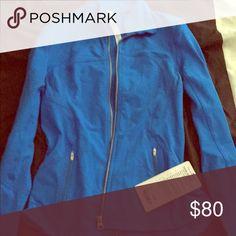 Lululemon Forme Jacket New, with tag. Size 6. Retail $118. lululemon athletica Tops Sweatshirts & Hoodies