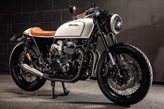 Is the 550 Four the best all round Honda of the It just might be. Owner Kevin wanted a Honda CB cafe racer and after owning. Cb550 Cafe Racer, Cafe Racer Motorcycle, Cafe Racers, Motorcycle Art, Vintage Cafe Racer, Vintage Bikes, Vintage Motorcycles, Honda Cb750, Honda Motorcycles