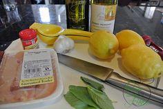 Recipe: Clean Eating Lemon Chicken