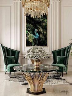 Home Interior Modern .Home Interior Modern Luxury Home Decor, Luxury Interior Design, Cheap Home Decor, Interior Architecture, Color Interior, Neoclassical Interior Design, Interior Paint, Italian Interior Design, Interior Design Images