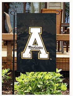 Appalachian State University. Where I want to be! You know what it  is! Black and Yellow :-)