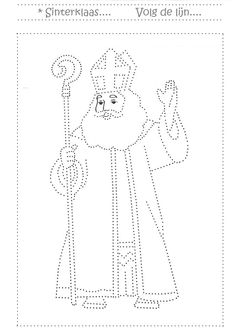 * VBS: Volg de puntjes daarna kleuren! St Nicholas Day, Classroom Art Projects, Saint Nicolas, Christmas Embroidery, Hand Embroidery Patterns, Small Gifts, Making Ideas, Stitch Patterns, Card Making
