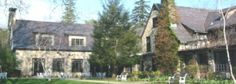 Troutbeck Wedding Venue- On 43 acres in New York's Hudson Valley. Historic, stone chapel, secluded, wooded.