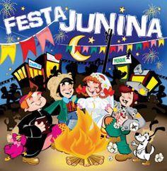 Junho vem aí e com ele a deliciosa e animada Festa Junina, vou postar pra vocês algumas dicas de como organizar uma linda festa!