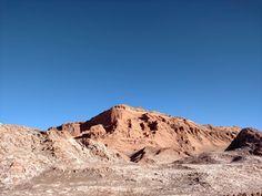 Cordillera de la sal, valle de la luna