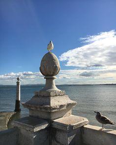ONE sunny day in Lisbon  #portugal #lisbon #lisboa #portuguese #travel #sunnyday #river #panorama #traveler #voyager #cruise #msc #mscsplendida #atlantic #westmediterranean #lovetotravel #traveling #photooftheday #instagood #instagram #instaday #instahappy