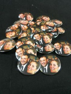 Chapas Para Bodas | #Weddings_Badges