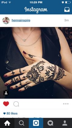 #henna#nottheusual