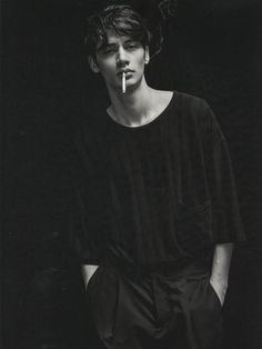Timur Simakov as Sam Boy Poses, Male Poses, Photography Poses For Men, Portrait Photography, Timur Simakov, Cigarette Aesthetic, Man Smoking, Beautiful Boys, How To Look Better