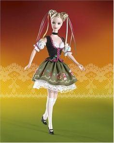 Barbie Dolls of the Word: Octoberfest Barbie Doll Barbie http://www.amazon.com/dp/B000ELIXHC/ref=cm_sw_r_pi_dp_MIsJub16WVQ1J