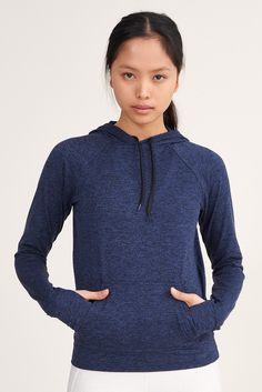 This looks very cozy! Catch Me If You Can Hoodie by Outdoor Voices