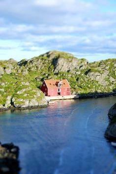 Røvær, Rogaland_ Norway