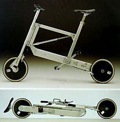 Richard Sapper - folding bicycle