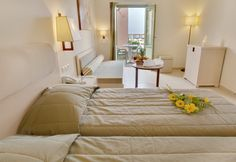 #Greece #Crete Beach Hotels, Crete, Comforters, Blanket, Bed, Wall, Furniture, Home Decor, Creature Comforts