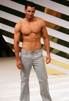 Jake Wall, model, 29