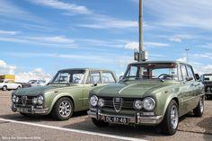 Classic Car News – Classic Car News Pics And Videos From Around The World Alfa Romeo Junior, Alfa Romeo Cars, Classic Sports Cars, Classic Cars, Maserati, Ferrari, Alfa Giulia, Pretty Cars, Dream Garage