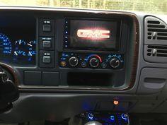 Express/Savana HVAC knobs mod