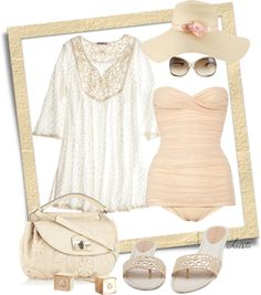 """""""Summer Dreaming"""" by christa72 ❤ liked on Polyvore"""
