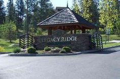 Build your DREAM HOME and enjoy views of the city & the golf course.  Liberty Lake, WA --->> Call: (509) 232-3021