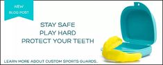 Improve Your Game With A Mouth Guard | Family Dentist | Northern Alberta | Slave Lake Dental - Mouth guards, also known as sports guards, are recommended for just about every sport available in Slave Lake. Basketball, Baseball, Soccer, Skating, Skiing, Skateboarding, Wrestling, Boxing, Hockey and more! If your child or teen participates in sports, then remember to add a mouth guard to your list of back to school supplies.