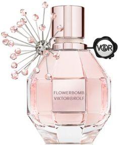 Viktor & Rolf Flowerbomb Fireworks Eau de Parfum, 1.7 oz - Limited Edition