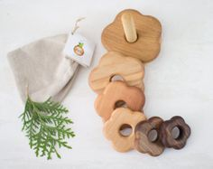 Wooden Balance Toy Dolphin Kids Learning toy от WoodenCaterpillar
