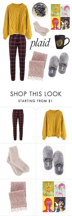 """""""Cozy Weather"""" by audreyaki ❤ liked on Polyvore featuring Cambio, Chicwish, Soma and Pine Cone Hill"""