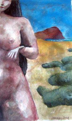 montana roja - offerta nuda