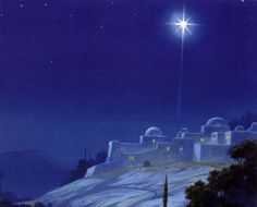 Cove's Worship Service – The Fourth Sunday of Advent (Micah Christmas Canvas, Christmas Mom, Christmas Nativity, Christmas Paintings, Christmas Stage Design, Winter Christmas Scenes, Journey To Bethlehem, Christmas Service, Christian Christmas