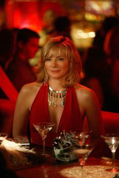 Kim Cattrall as Samantha Jones in Sex and the City. (Photo: HBO)