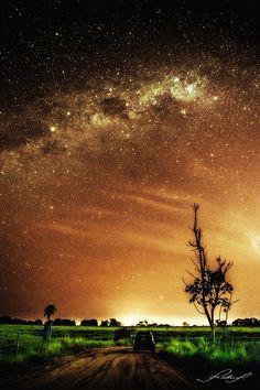 The Milky Way thk::::::::::::Campo Grande, Brazil