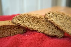 Gingerbread Biscotti - 365 Days of Baking & More