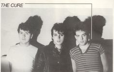 the cure / early
