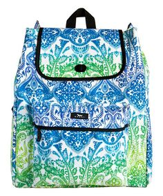 Look at this Blue Ombré Daytripper Backpack on  zulily today! Pretty  Backpacks aa54bcc50fc29