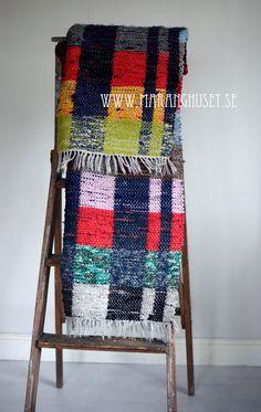Ditte 75 cm wide 189 cm long Handmade Rag rug by Maranghouse, $137.00