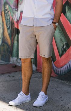 Every guy needs a good pair or two of oxford shorts.
