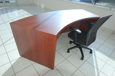 Curved Desk Computer Desks Curves Furniture Full Figured Computer Tables : curved-desks - designwebi.com