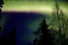 Reader caption: One of the last aurora displays of the season. This was taken the morning of April 25, 2012, around 3 a.m. from Goldhill Road.  —Tyler Mestas, Ester