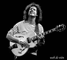 Pat Metheny - if I played guitar, I'd want to sound like Pat Metheny...unless I was a 60 year old guy who's done too much in his lifetime.